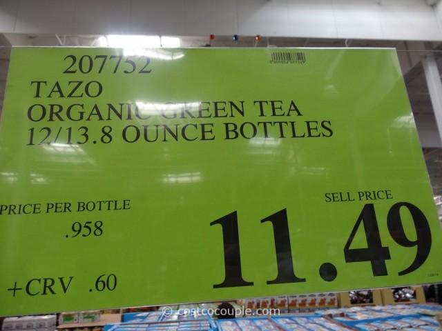 Tazo Organic Iced Green Tea Costco 3