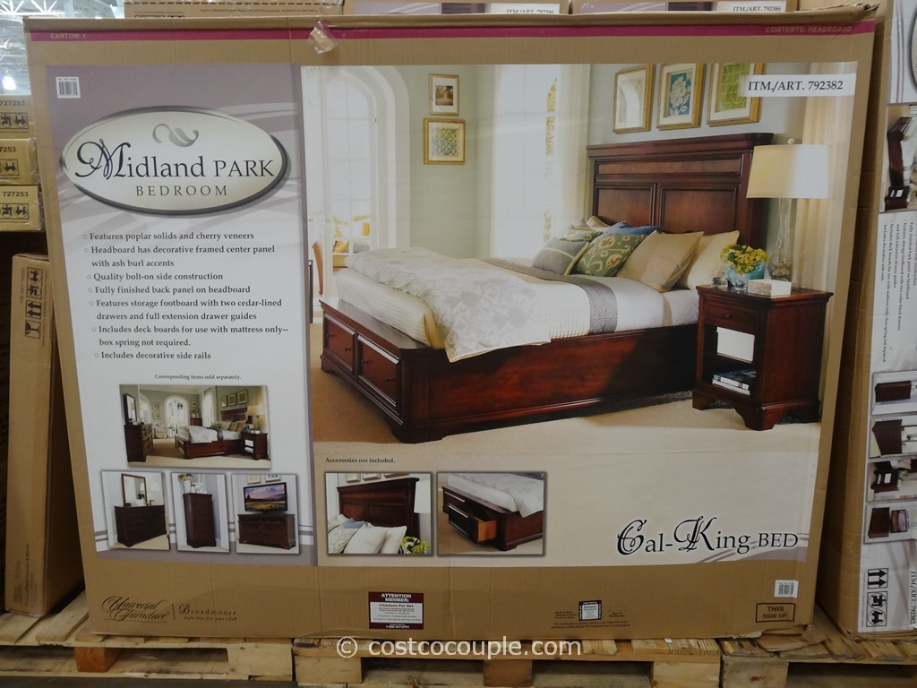 Universal Midland Park Bed Costco 2