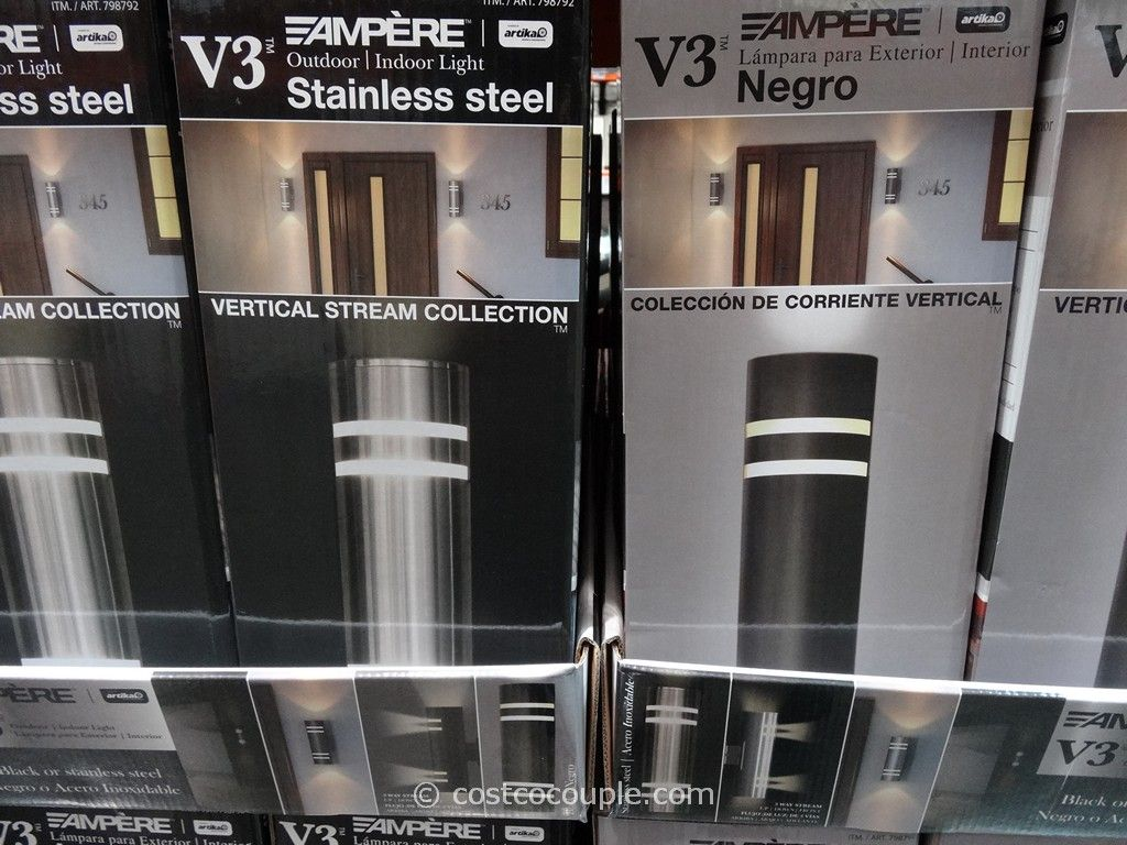 V3 Ampere Indoor Outdoor Vertical Stream Collection Costco 4 ... & V3 Ampere Indoor Outdoor Vertical Stream Collection