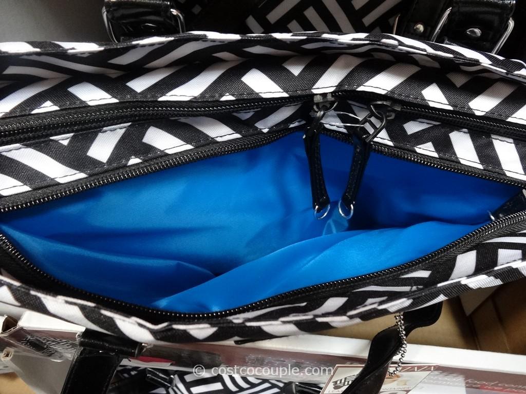Black Book Car >> Zaza Lunch Cooler Tote