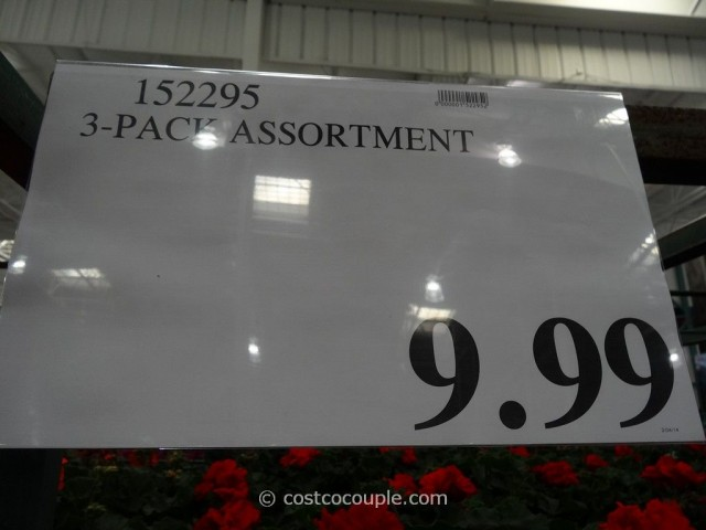3-Pack Assorted Plants Costco 1