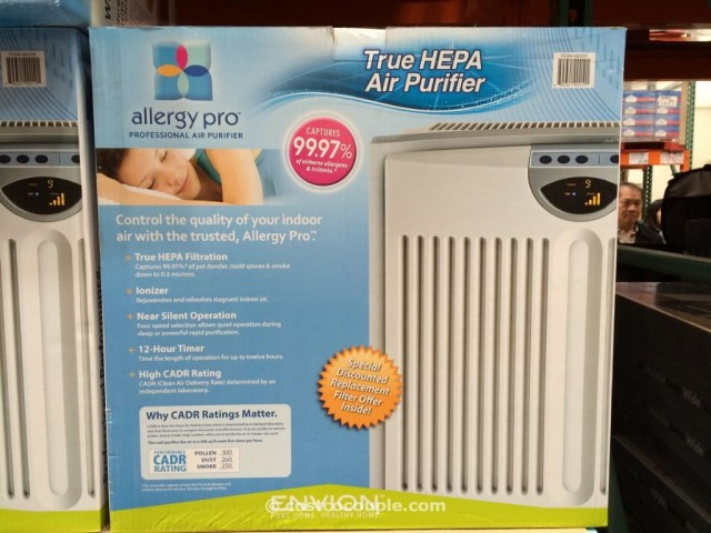Allergy Pro Air Purifier Costco 1