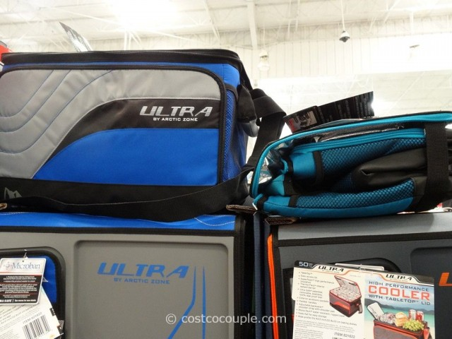 Arctic Zone Ultra High Performance Collapsible Cooler Costco 6