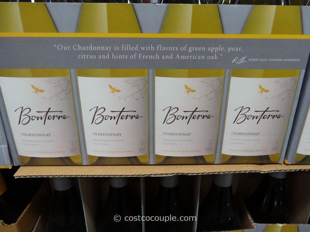 Bonterra Chardonnay Costco 3