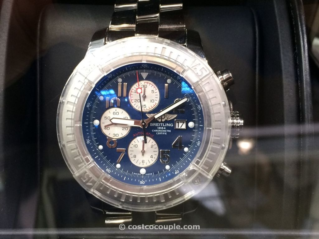 Breitling Super Avenger Costco 1