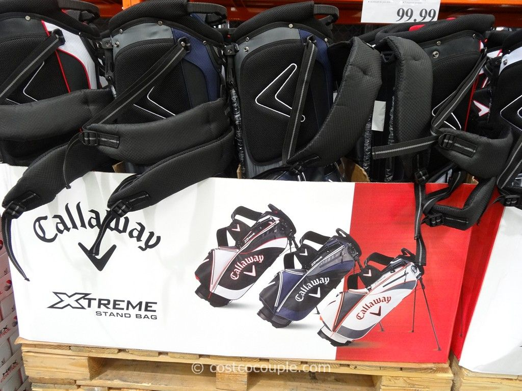 Callaway Xtreme Stand Bag Costco 2