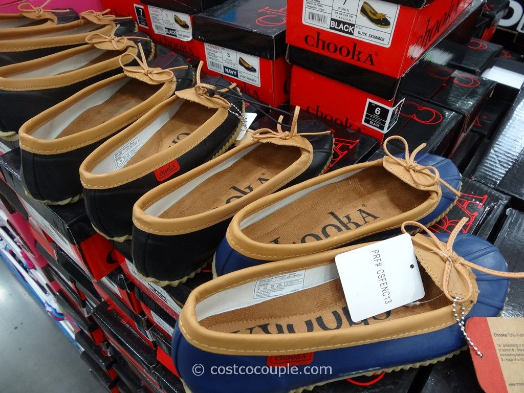 Chooka Ladies Skimmer Costco 2
