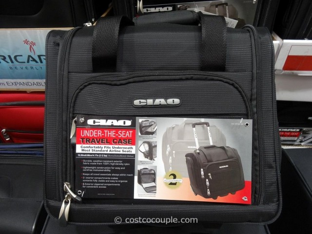 Ciao Under-The-Seat Travel Case Costco 2
