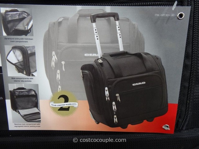 Ciao Under-The-Seat Travel Case Costco 6