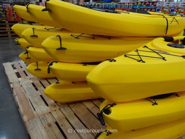 Equinox 10.4 Sit-In Kayak Costco 6