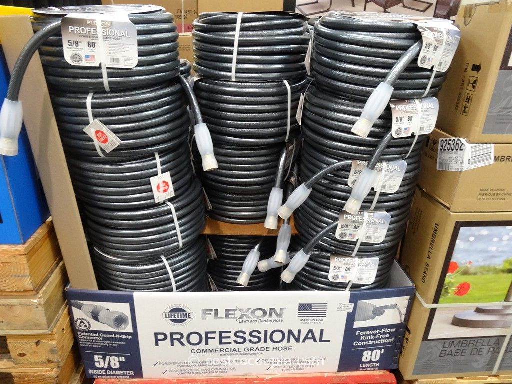 Flexon 80 Feet Professional Commercial Grade Hose Costco 2
