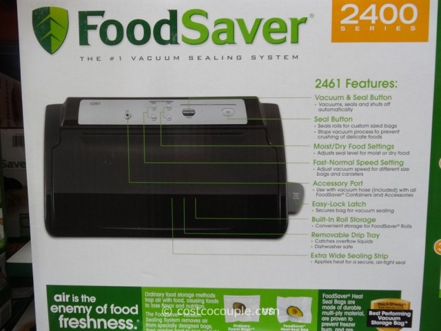 Foodsaver V2461 Vacuum Sealing System