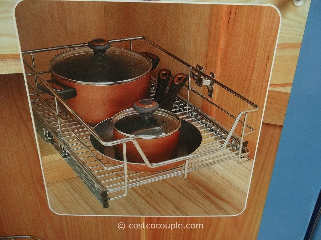 Gourmet Select Sliding Cabinet Organizer