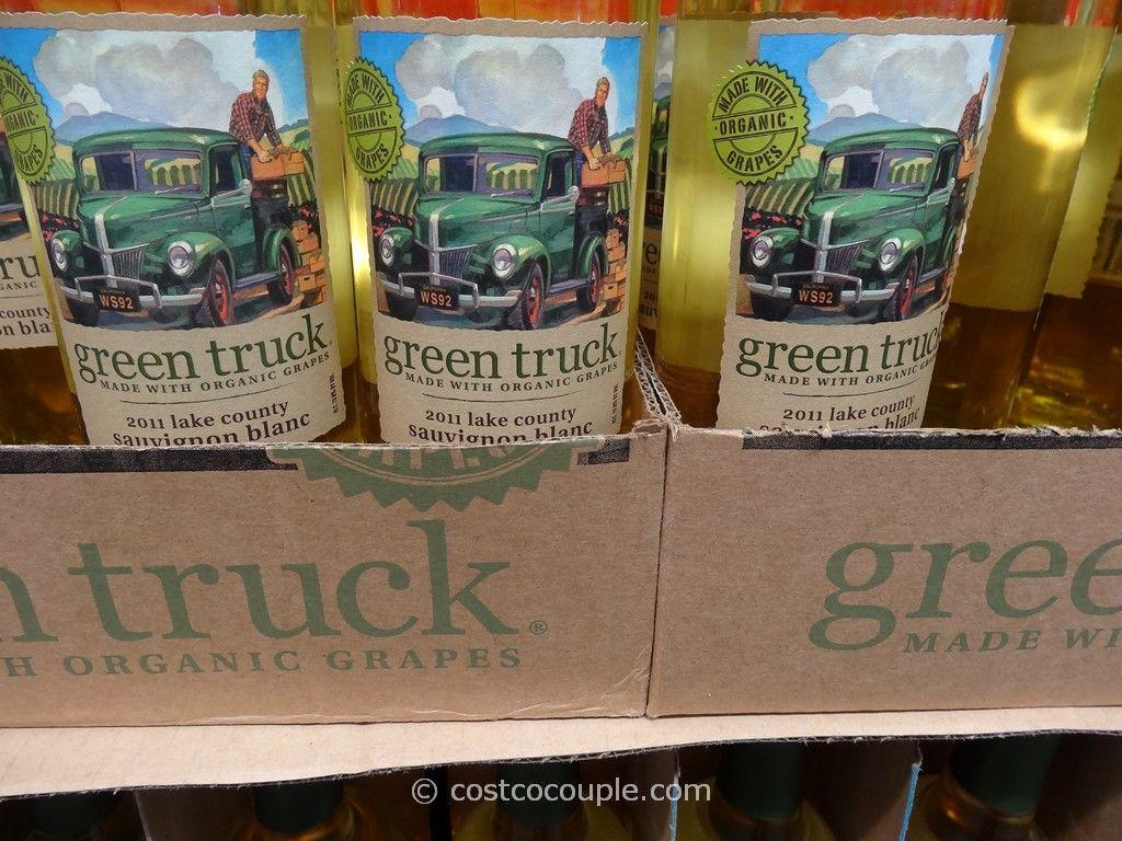 Green Truck Sauvignon Blanc Costco 3