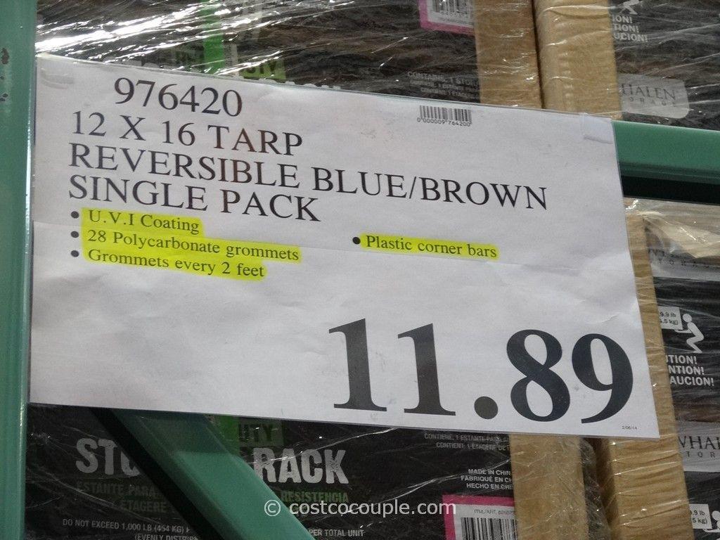 Heavy Duty Reversible Tarp