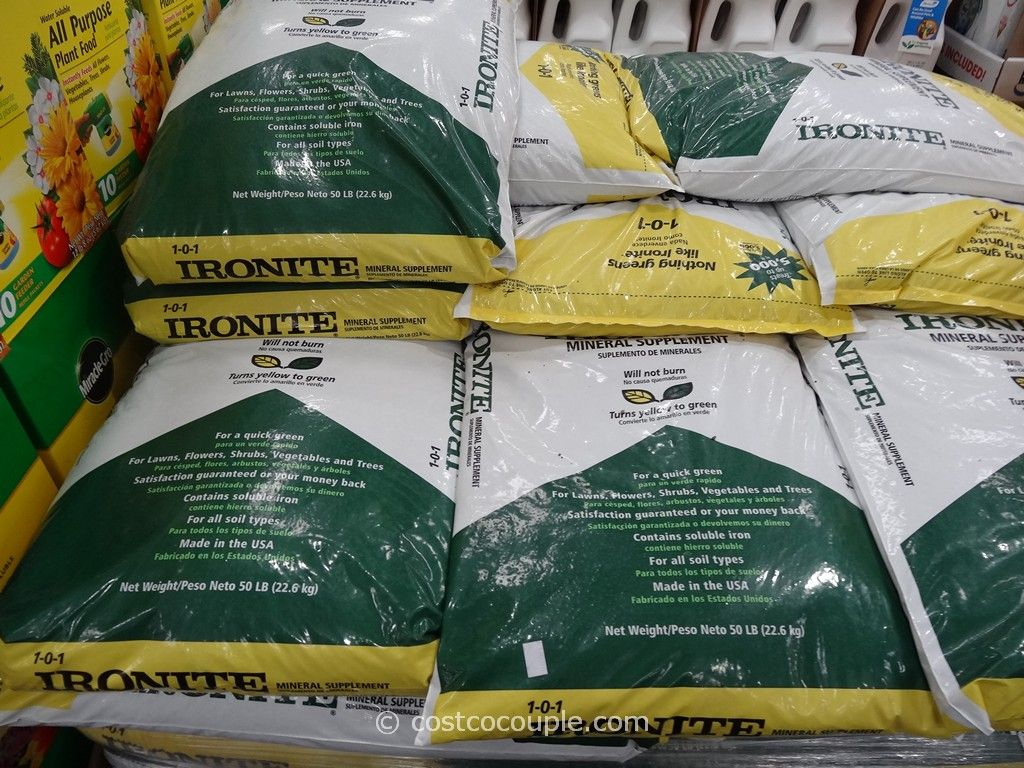 Ironite Fertilizer Costco 3