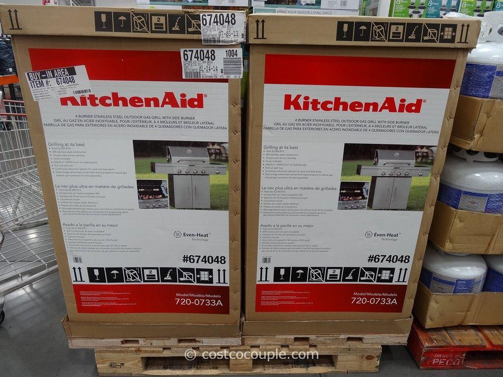Kitchenaid Gas Grill Costco kitchenaid gas bbq grill