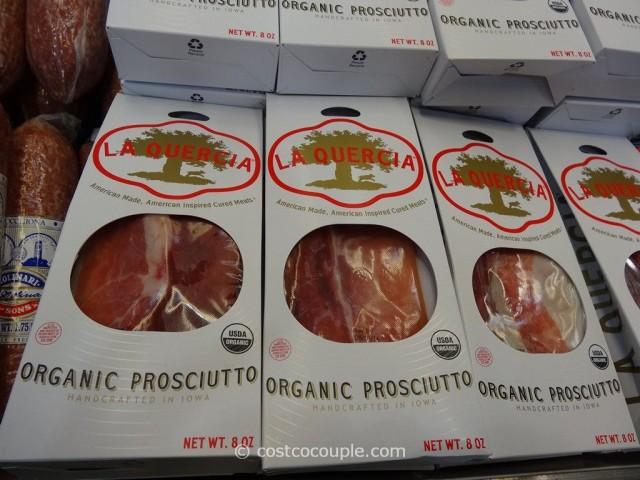 La Quercia Organic Prosciutto Costco 2