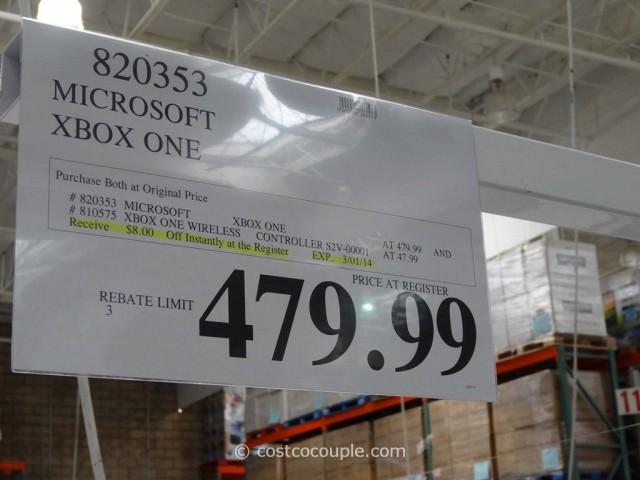 Microsoft XBox One Costco 1