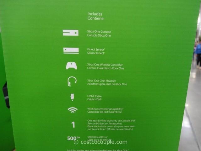 Microsoft XBox One Costco 3