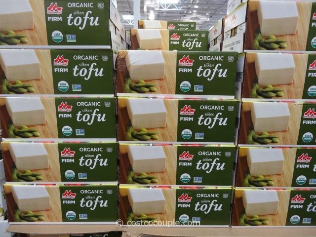 Morinaga Organic Firm Silken Tofu Costco 1