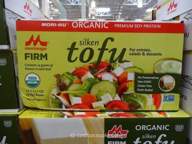 Morinaga Organic Firm Silken Tofu Costco 2