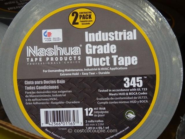Nashua Industrial Grade Duct Tape Costco 2