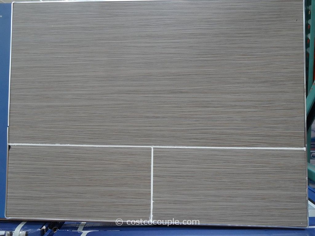 Neo Tile Urban Groove Light Grey Porcelain Tile Costco 5. Neo Tile Urban Groove Light Grey Porcelain Tile