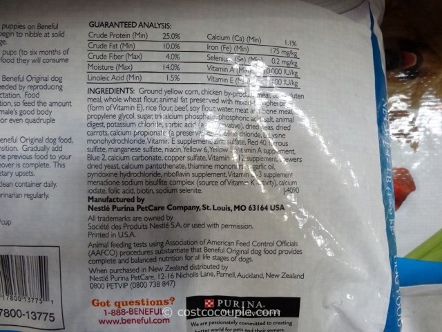 Nestle Purina Beneful Dog Food Costco 5