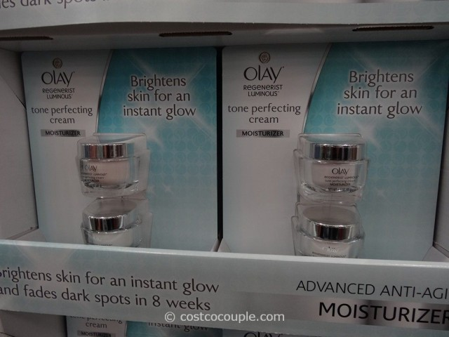 Olay Regenerist Luminous Tone Perfecting Cream  Costco 3