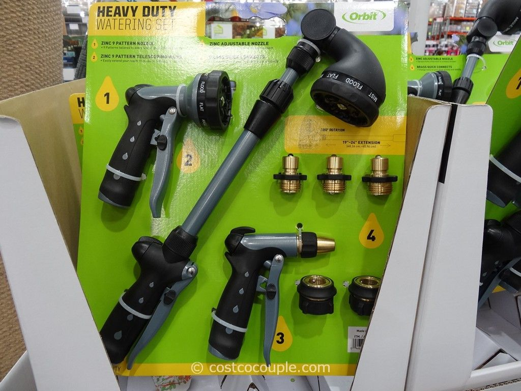 Orbit Heavy Duty Watering Set Costco 2