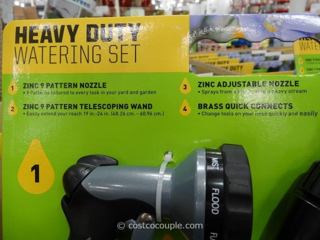 Orbit Heavy Duty Watering Set Costco 3