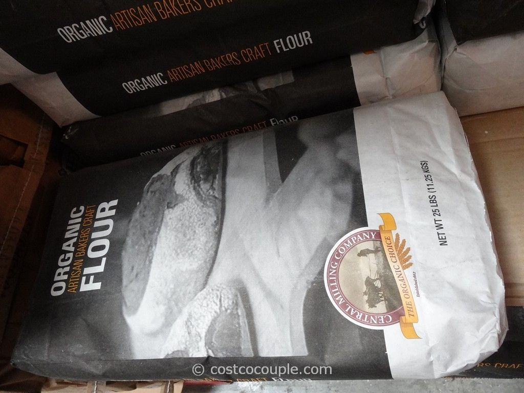 Organic Artisan Bakers Craft Flour Costco 2