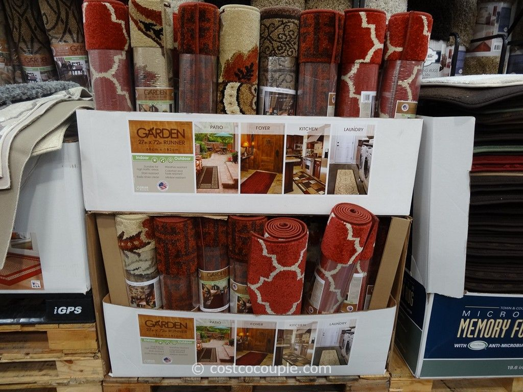 Orian Rugs Garden Collection Runner Costco 2