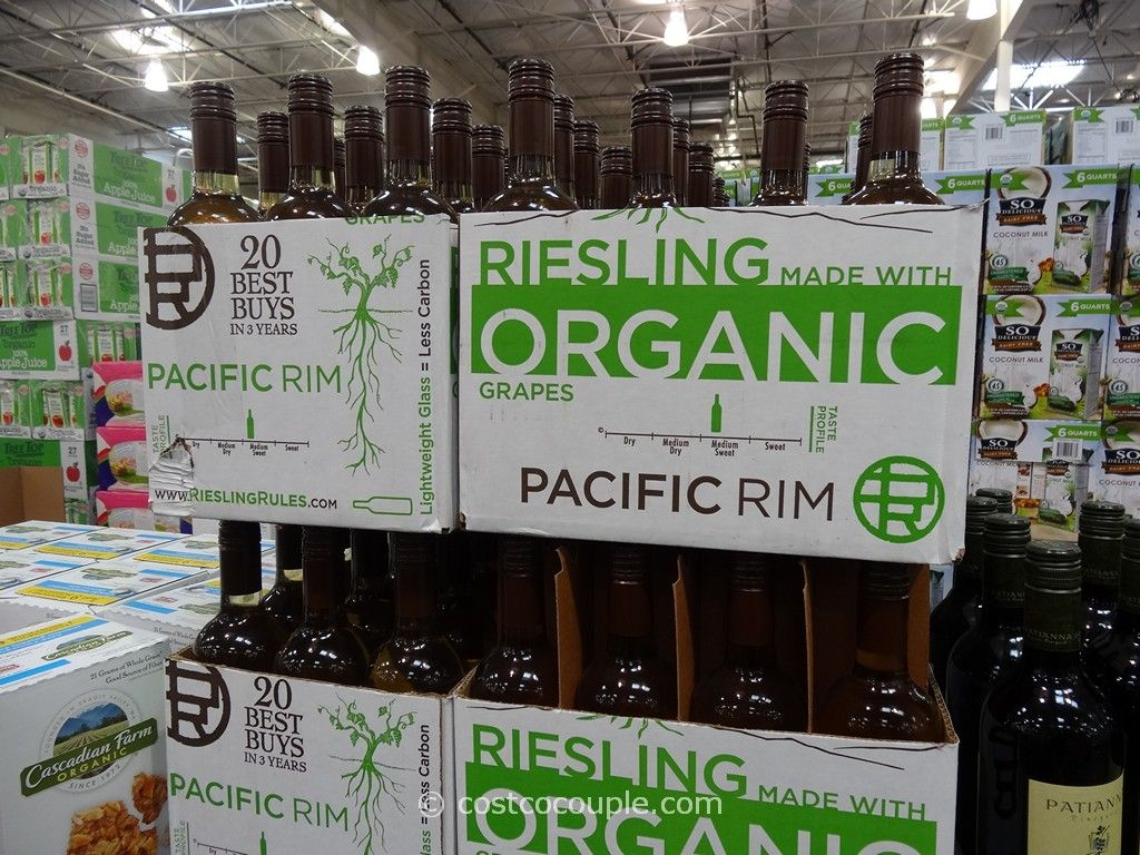 Pacific Rim Riesling Costco 1