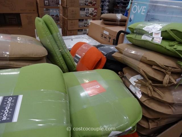 Peak Season Outdoor Seat Pads Costco 3