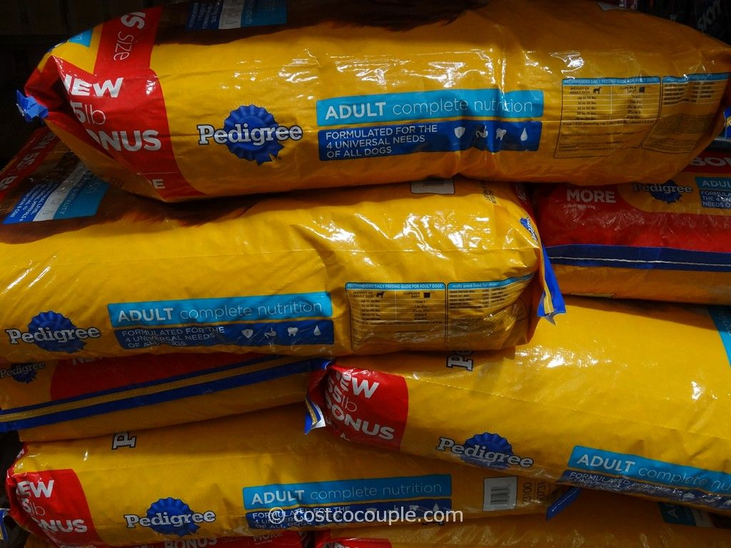 Pedigree Adult Complete Nutrition Dog Food Costco 2