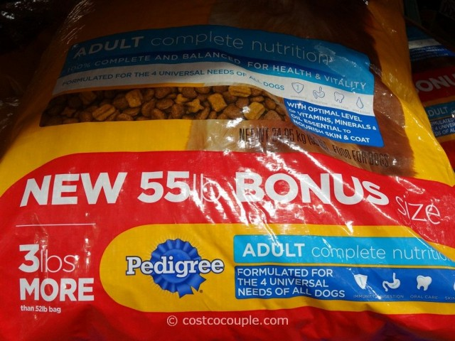 Pedigree Adult Complete Nutrition Dog Food Costco 5