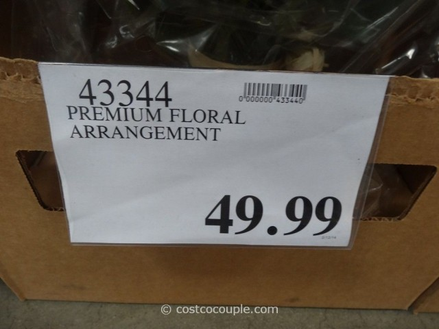 Premium Floral Arrangement Costco 1
