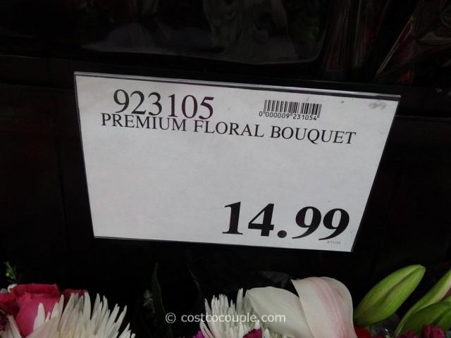 Premium Floral Bouquet Costco 1