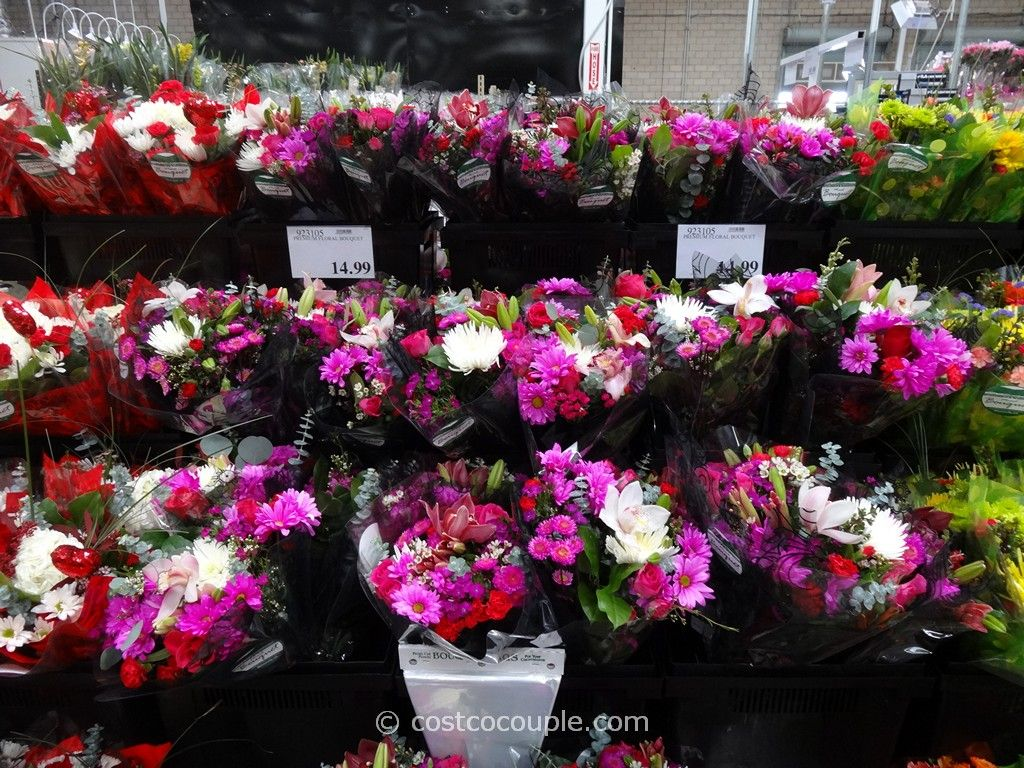 Premium Floral Bouquet Costco 2