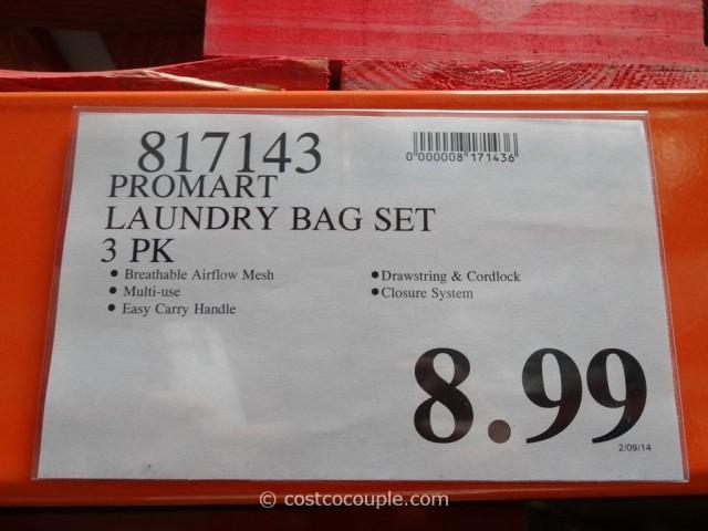 Promart Laundry Bag Set Costco 1