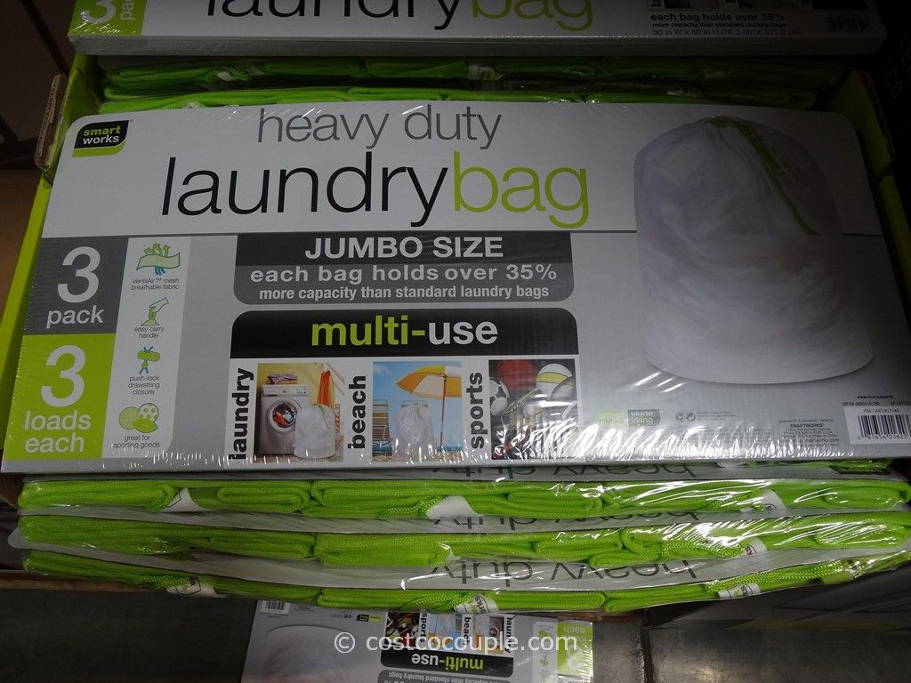 Promart Laundry Bag Set Costco 3