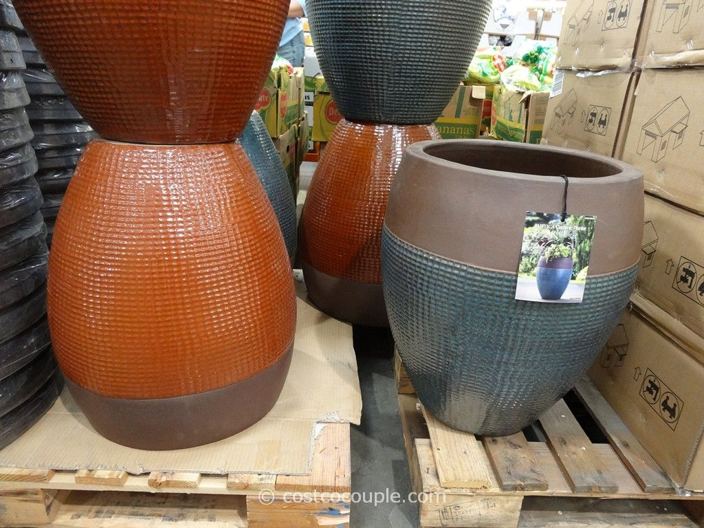 Planters for Large garden pot designs
