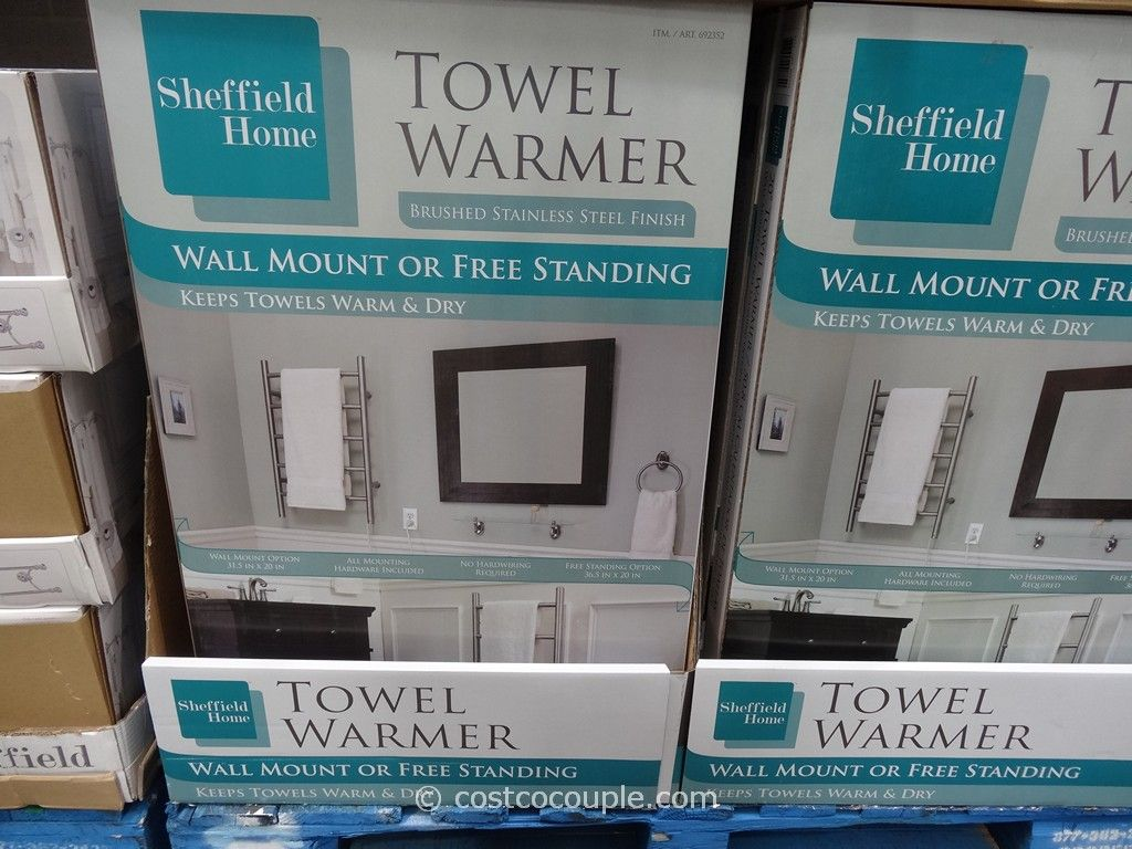 Sheffield Home Towel Warmer Costco 1
