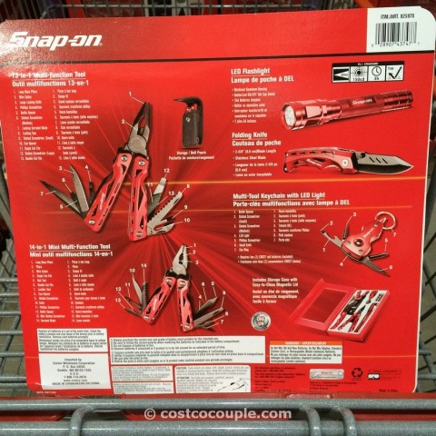 Snap On 5 pc Multi Tool Costco 1