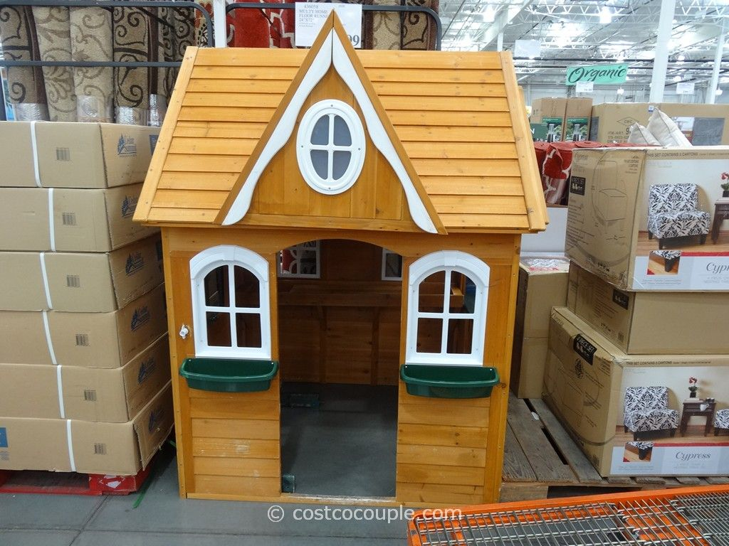 Solowave Georgian Manor Playhouse Costco 7
