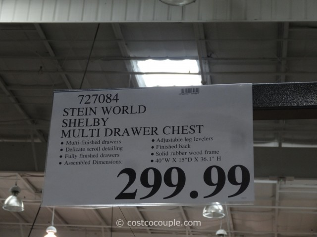 Stein World Shelby Accent Chest Costco 1