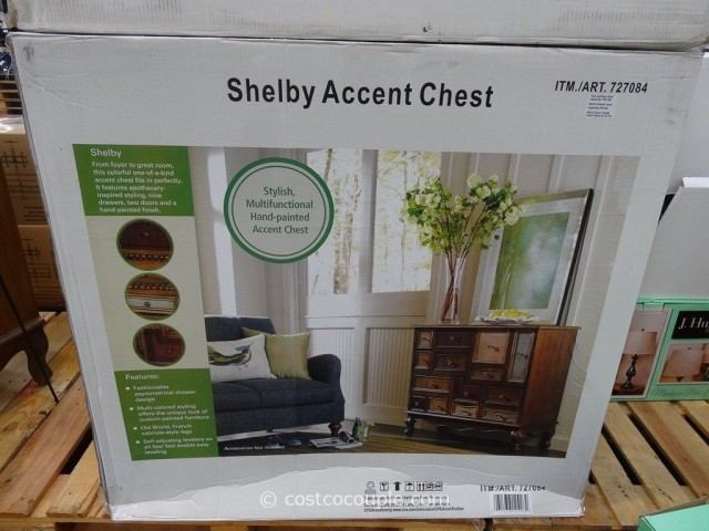 Stein World Shelby Accent Chest Costco 2