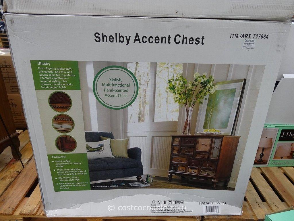 Stein World Shelby Accent Chest